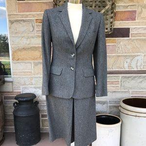 Evan Picone Vintage 70s Wool Suit